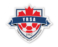 York Region Senior Soccer League logo